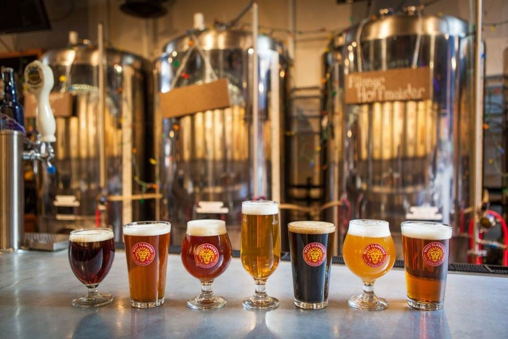 Best Brewery Food Boulder