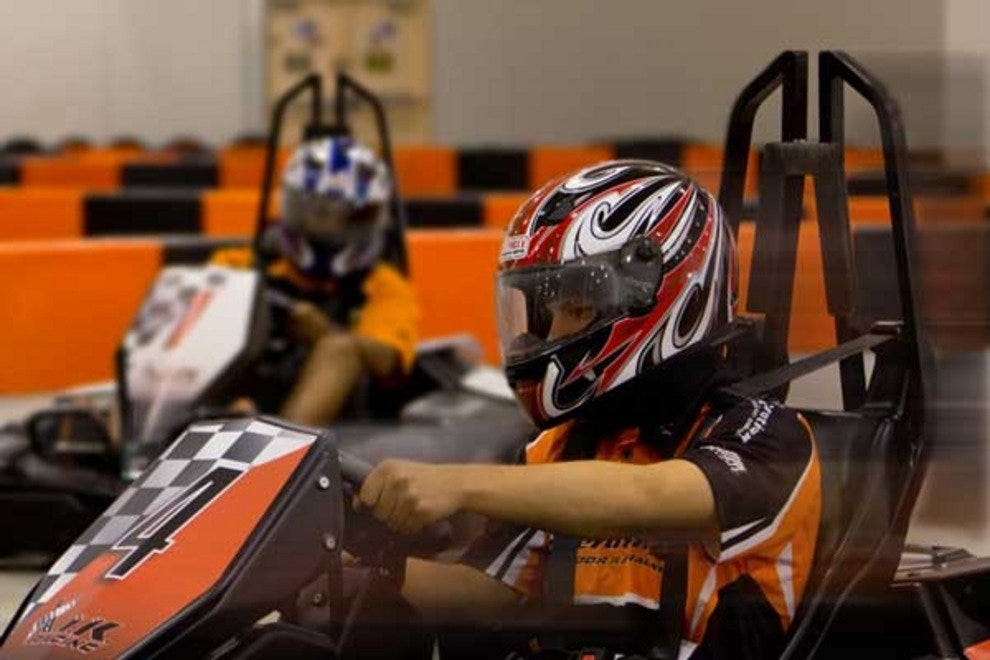 Xceleration Indoor Kart Racing