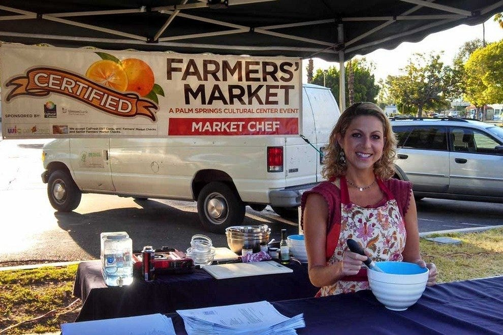 Certified Farmers' Market