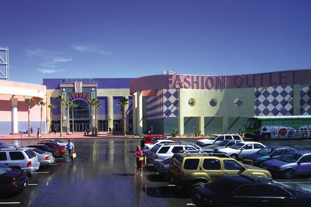 Image Result For Las Vegas Premium Outlets Map