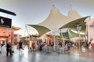 Find Deep Discounts on Brand Names at Las Vegas' Outlet Stores
