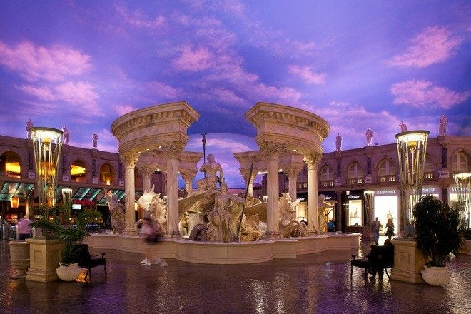 Shopping Malls and Centers in Las Vegas