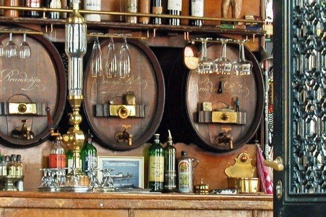 阿姆斯特丹的酒吧