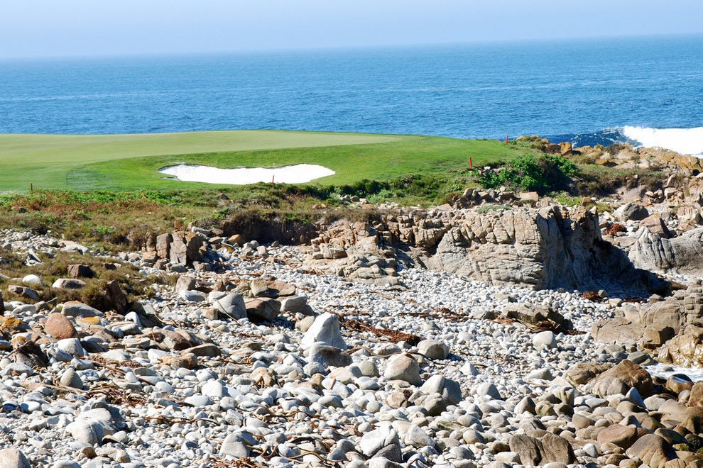 Spyglass Hill Golf Course at Point Joe