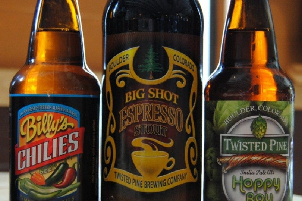 Microbrews for the environment selections
