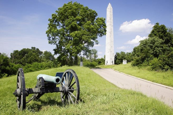 Vicksburg National Military Park - Vicksburg, MS
