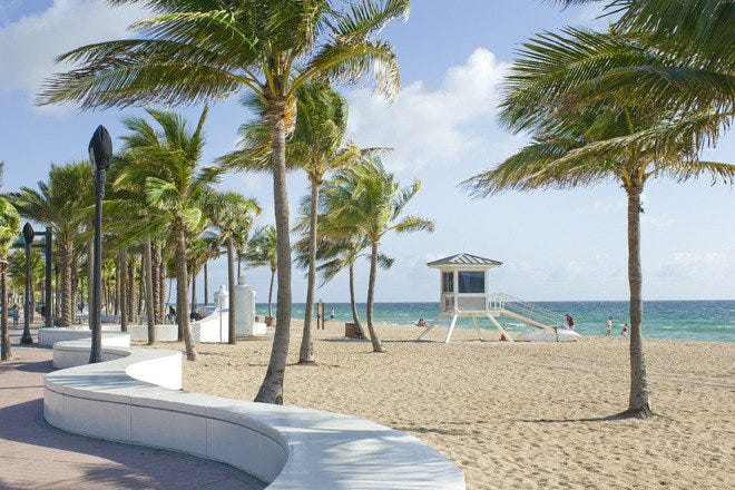 Beaches in Fort Lauderdale