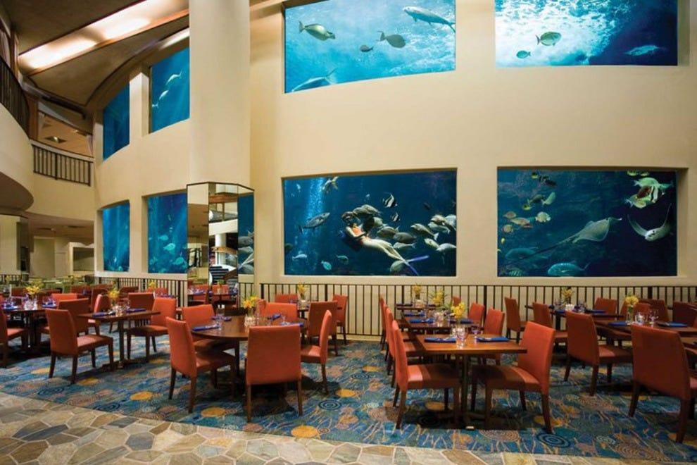 Pacific Beach Hotel Waikiki Restaurant