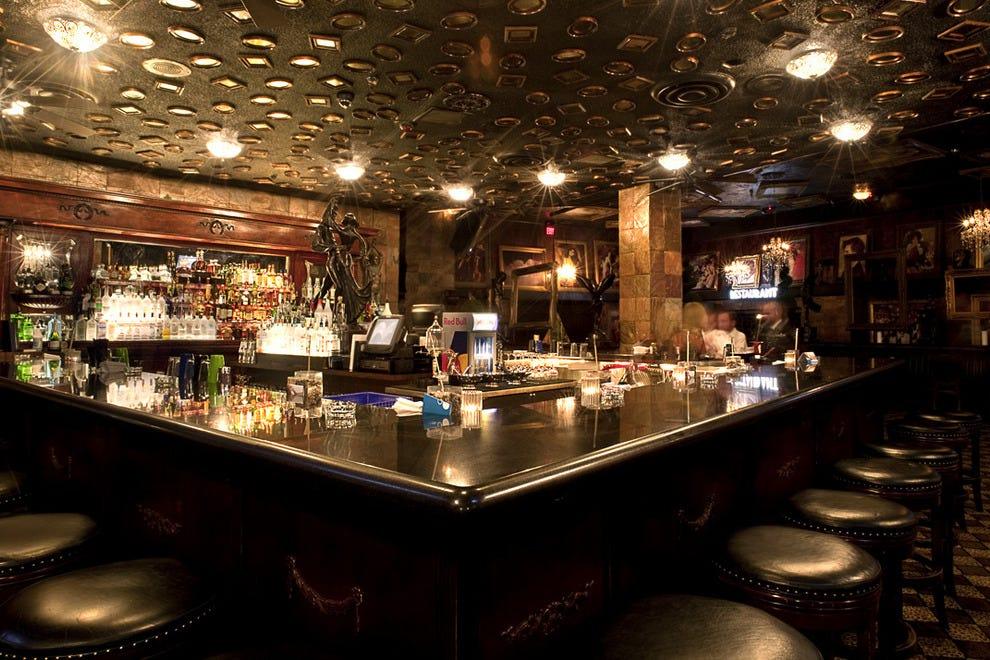 Las Vegas Cocktail Lounges: 10Best Lounge Reviews