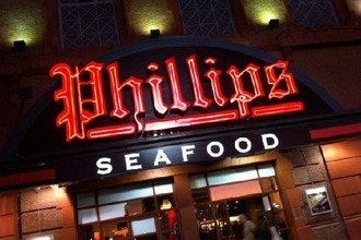 Phillips Harborplace Restaurant