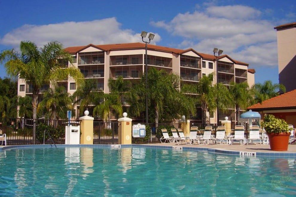Westgate Lakes Resort Amp Spa Universal Studios Area