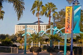 Hilton Grand Vacations at SeaWorld: Orlando Hotels Review