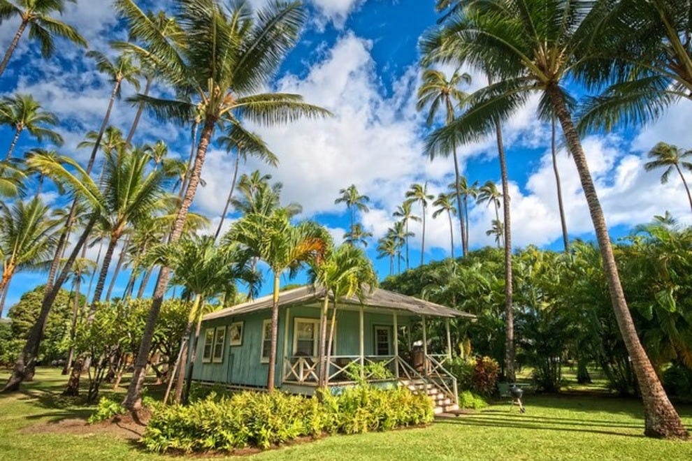 Aston Waimea Plantation Cottages Kauai Hotels Review