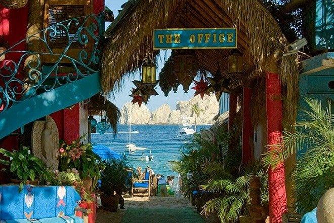 The Office on the Beach