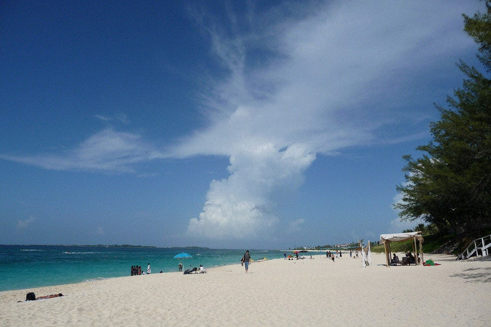 Cabbage Beach Nassau Attractions Review 10best Experts