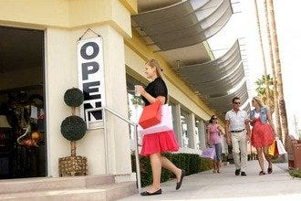 Best Christmas Shopping in Palm Springs, 2013