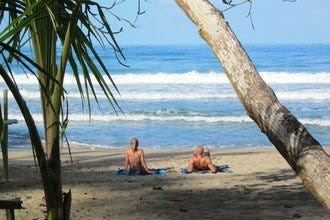 Romance Easily Found in Costa Rica