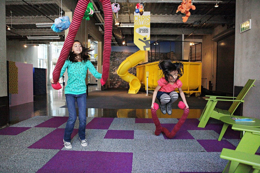 The New Children's Museum