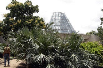 San Antonio Botanical Gardens and Conservatory
