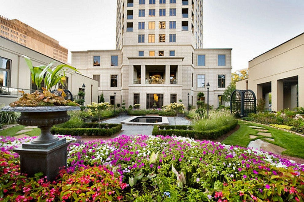 Mandarin Oriental Atlanta A Luxury Hotel In The Buckhead Neighborhood