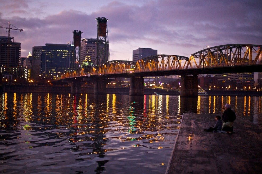 Don't let Portland's clouds rain on your parade