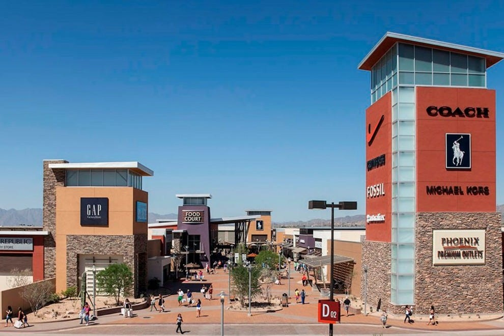 Phoenix Outlet Malls: 10Best Shopping Reviews