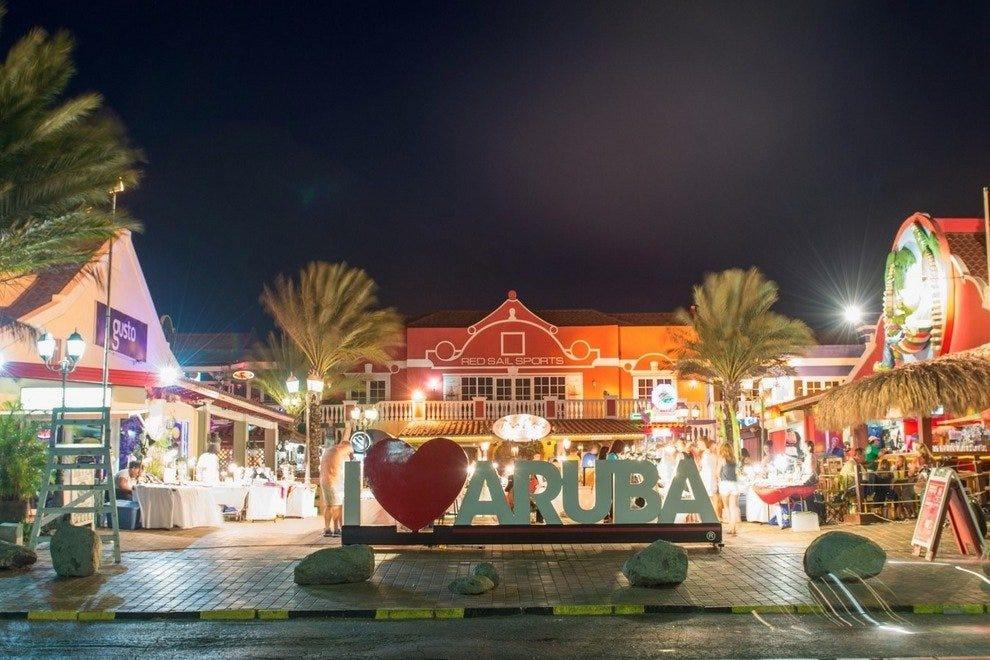 Aruba Food Markets
