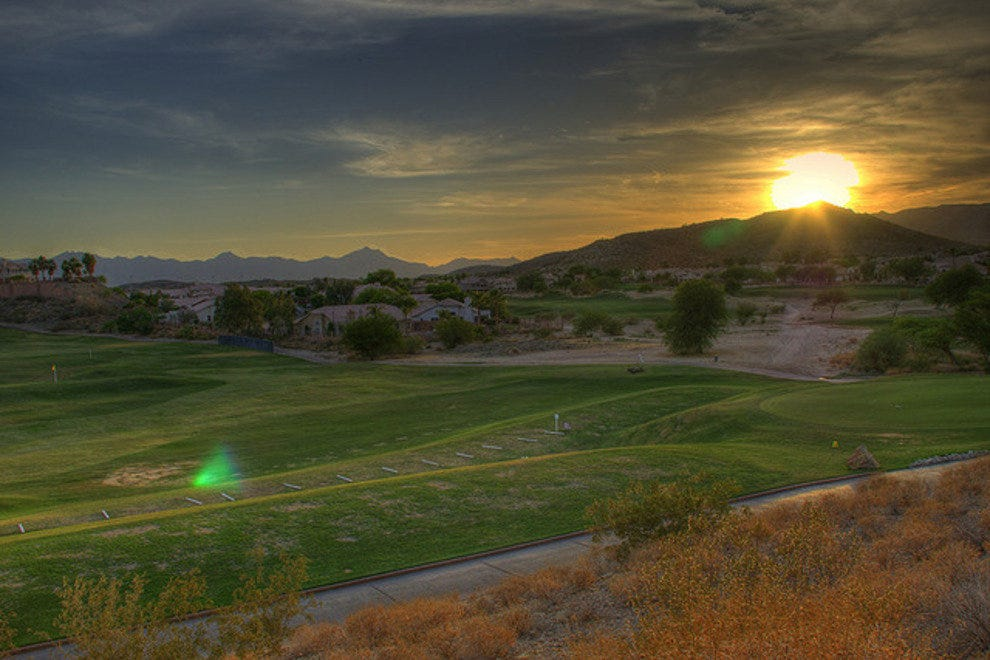 """Night Flight"" golf tournaments are designed to keep golf enthusiasts cool all summer long"