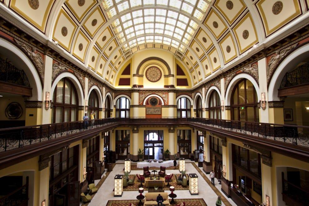 Union Station Hotel Nashville Autograph Collection