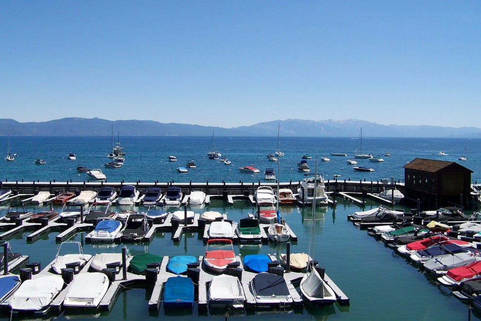 Boatworks mall tahoe shopping review 10best experts and for Lake tahoe jewelry stores