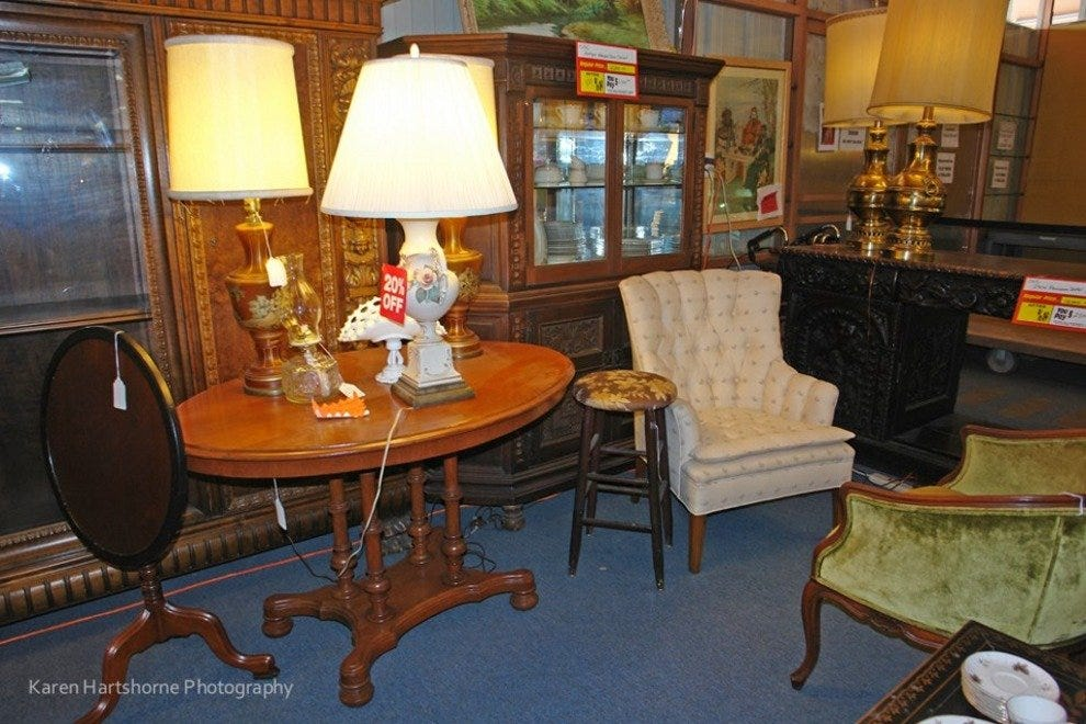 Copper Country Antiques