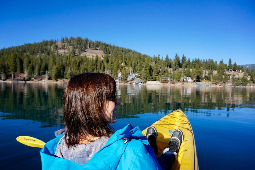 Kings Beach Tahoe Kayak Rentals