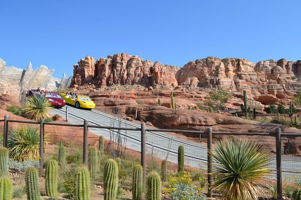 <i>Disney California Adventure</i><sub>®</sub> Park