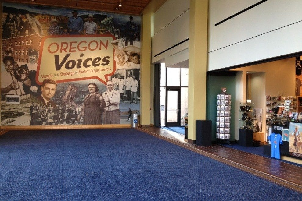 Oregon Historical Society Museum