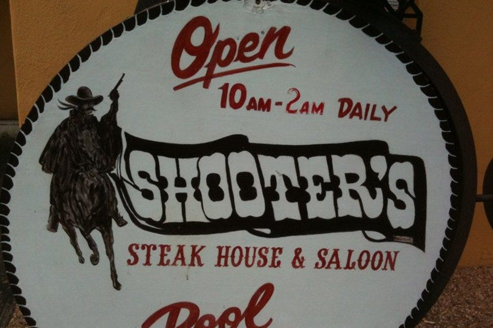 Shooter's Steakhouse and Saloon