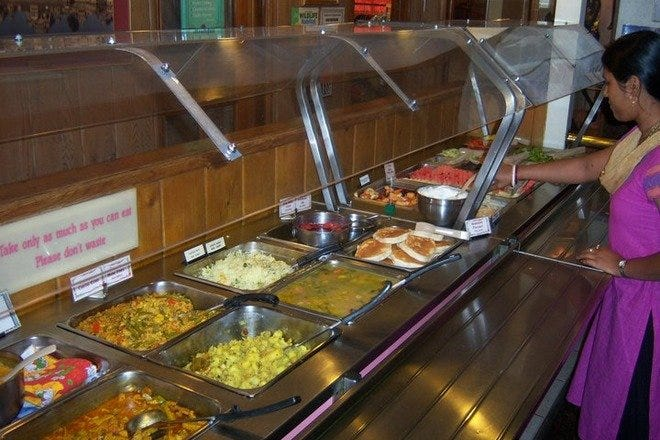 Pleasant Govinda Natural Foods Buffet Tucson Restaurants Review Home Interior And Landscaping Ologienasavecom