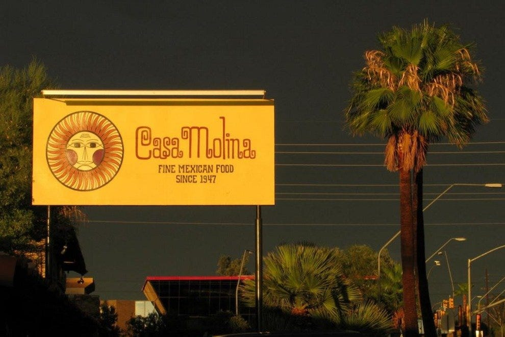 East Tucson Mexican Restaurants