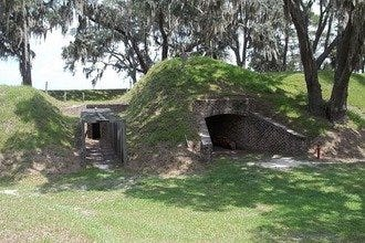 Fort McAllister Historic Park