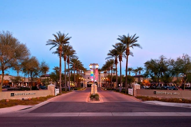 Shopping Malls and Centers in Scottsdale