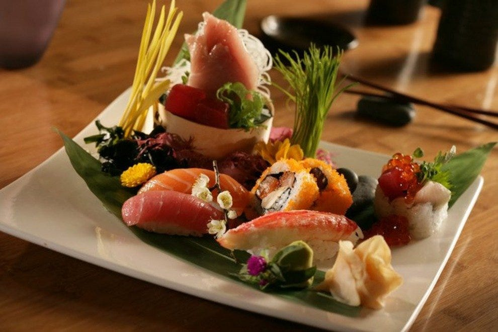 Sushi Roku is one of Scottsdale's most popular sushi spots