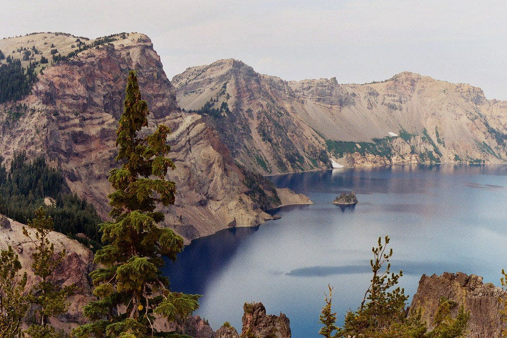 Crater Lake National Park - 1902