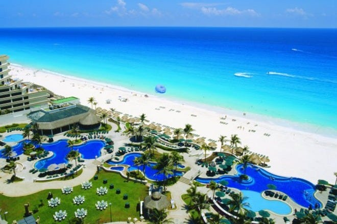 Beach Hotels in Cancún