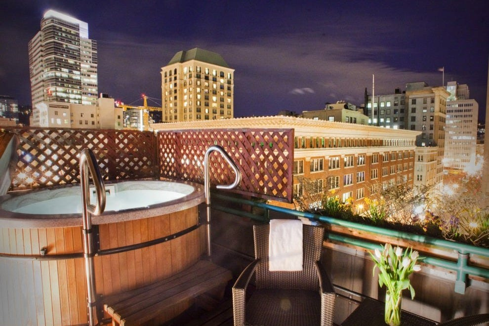Portland Luxury Hotels In Portland Or Luxury Hotel