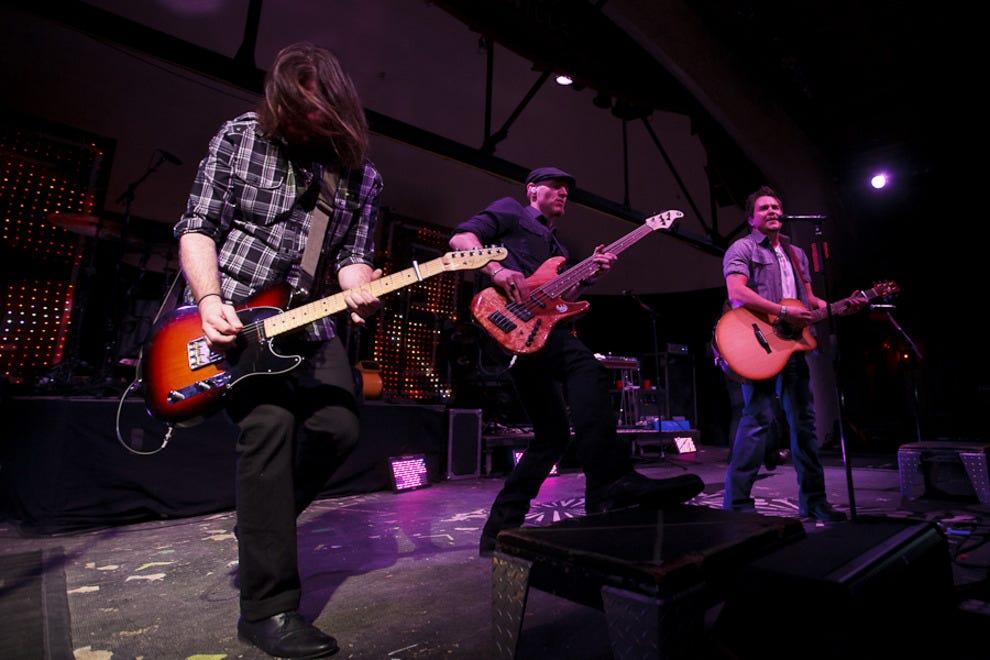 Eli Young Band at Cain's Ballroom