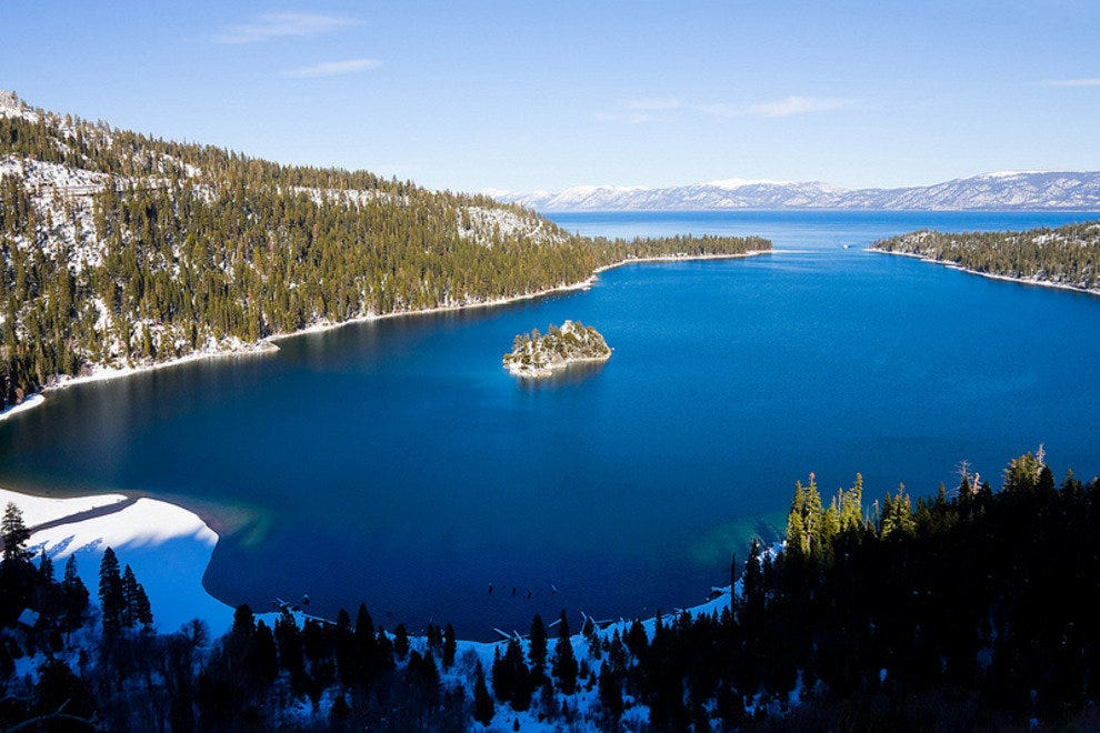 Image result for Emerald Bay.