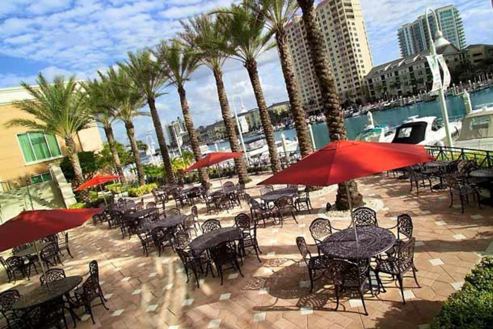 Tampa Marriott Waterside Hotel And Marina