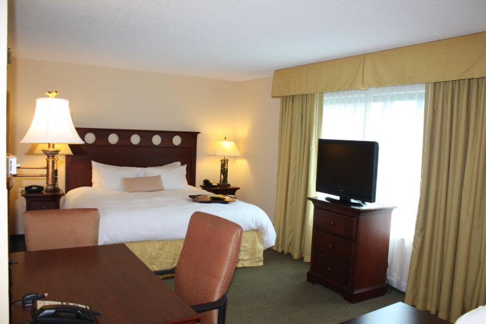 Hampton Inn And Suites Tampa Ybor City Downtown St