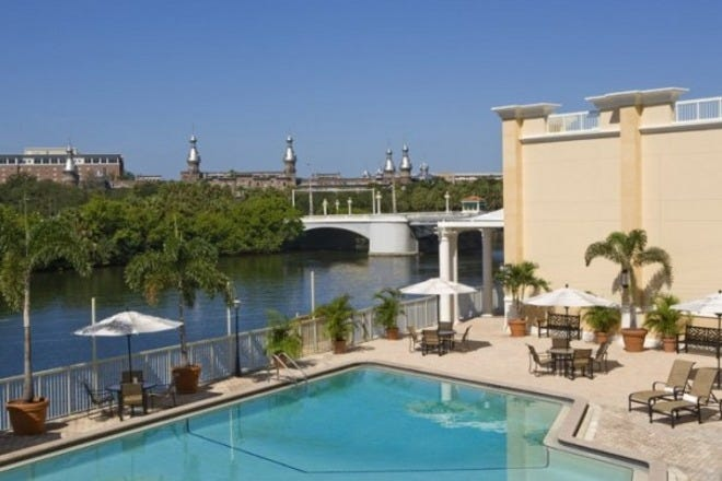 Cruise Port Hotels In Tampa