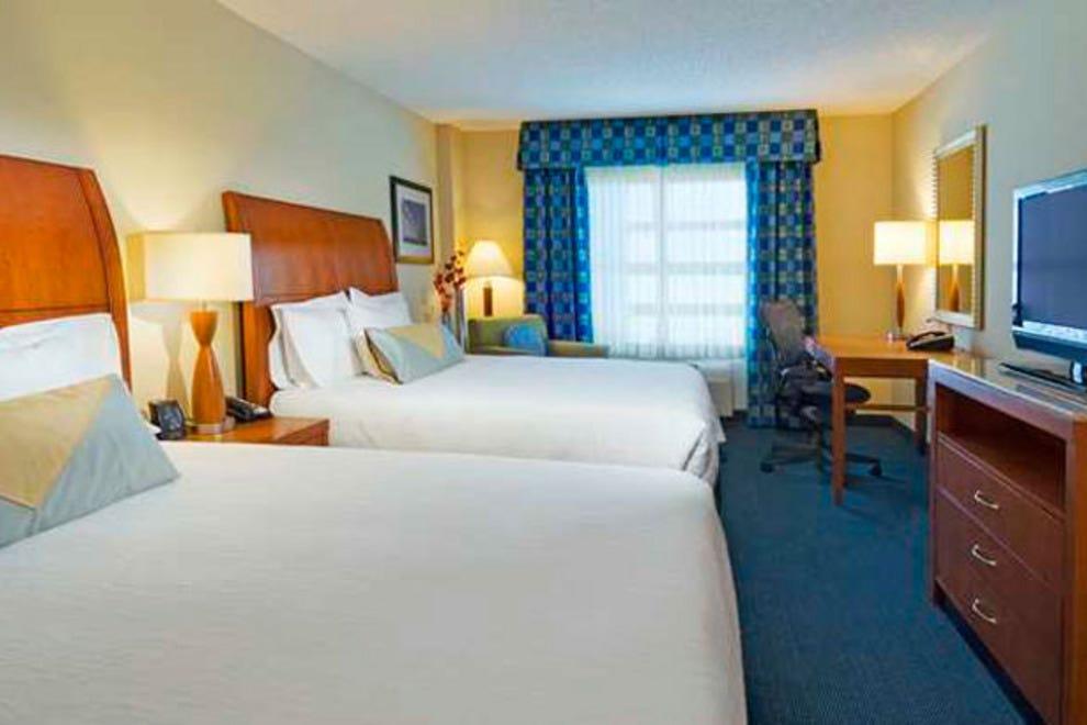 Hilton Garden Inn Tampa Airport Westshore St Petersburg Clearwater Hotels Review 10best