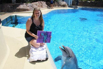 Discover Your Inner Artist: Paint with Atlantic Bottlenose Dolphins